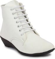 Moonwalk Boots(White)