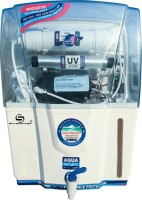 View Aqua Grand Plus Revive 12 L RO + UV + UF + TDS Water Purifier(White) Home Appliances Price Online(Aquagrand Plus)