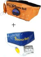 IBS Combo 3 in 1 magnetic Vibrating Slimming with Blue sauna belt electric Fat Burner Ab toner set of 2(Set of 2) - Price 699 76 % Off
