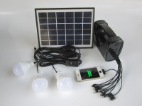 View Tapetum Solar Emergency Light Solar Lights(Black) Home Appliances Price Online(Tapetum)