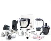 Tefal Masterchef Gourmet 900 W Food Processor(Silver)