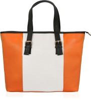 Kleio Tote(Orange, White)