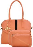 LaFille Hand-held Bag(Orange)