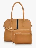 LaFille Hand-held Bag(Tan)