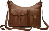 Shankar Produce Shoulder Bag(Tan)
