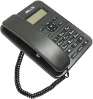 View ibell IBL FP400 Corded Landline Phone(Black) Home Appliances Price Online(iBELL)