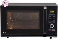 LG 32 L Convection Microwave Oven(MC3286BLT, Black)