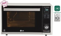 LG 32 L Convection Microwave Oven(MJ3286SFU, Silver)