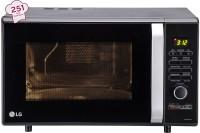 LG 28 L Convection Microwave Oven(MC2886BFTM, Black)