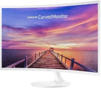 Samsung 32 inch Curved Full HD Monitor(178 Degrees Viewing Angles, 5,000:1 Static Contrast Ratio, 2 HDMI, Display Port)