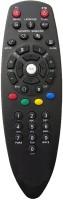 LipiWorld Setup Box Compatible For  VIDEOCON D2H Remote Controller(Black)