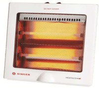 View Singer Heat Glow Plus Quartz Room Heater Home Appliances Price Online(Singer)