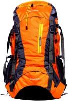 GRANDIOSE 55L Orange Hiking Trekking Backpack Rucksack bags (GTB655001OR) Rucksack - 55 L (Orange) Rucksack - 55 L(Orange)