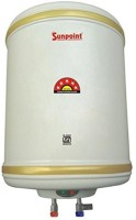 View Sunpoint 10 L Storage Water Geyser(White, Sunpoint0010) Home Appliances Price Online(Sunpoint)