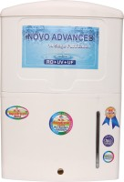 View Rk Aquafresh India Novo Advanced 12Ltrs 14Stage 10 L RO + UV +UF Water Purifier(White) Home Appliances Price Online(Rk Aquafresh India)