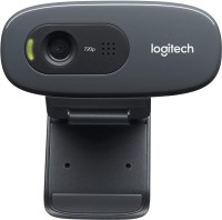 View Logitech HD Webcam C270 Laptop Accessories Price Online(Logitech)