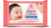 Johnson's Baby Skincare Wipes(10 Pieces)