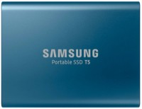 Samsung 250 GB External Solid State Drive(Blue)