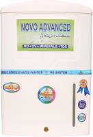 View Rk Aquafresh India Novo Advanced 12Stage 10 L RO + UV +UF Water Purifier(White) Home Appliances Price Online(Rk Aquafresh India)