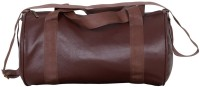 CP Bigbasket Antique Leather Rite Duffle Bag Gym Bag(Brown)
