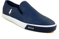 URBAN WALK Canvas Shoes For Men(Navy)