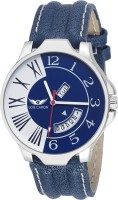 Lois Caron LCS-8017 DAY & DATE FUNCTIONING Watch - For Boys