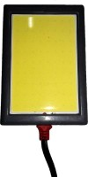 View TRP TRADERS 12 Volt DC 36 Watt BIG COB SMD LED Chip Cool White Super Bright Wall-mounted(Black) Home Appliances Price Online(TRP TRADERS)