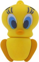 Quace Tweety 8 GB Pen Drive(Yellow)