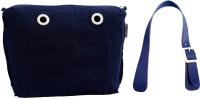 Doubleu Bag Prima Accessories - Large- Blue- Handle + Pouch(Blue)