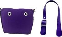 Doubleu Bag Prima Accessories - Large- Purple- Handle + Pouch(Purple)