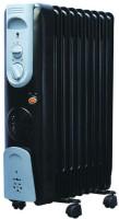 V Guard RH9F-1000 RH9F-1000 Room Heater Black Oil Filled Room Heater