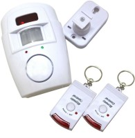 View Shrih 2 Remote Control Keys And Wireless Sensor Security System Home Appliances Price Online(Shrih)