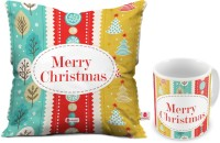 Indigifts Cushion, Mug Gift Set