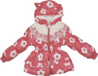 Addyvero Full Sleeve Floral Print Girls Jacket