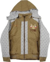 Fort Collins Full Sleeve Printed Boys Puffer  Jacket