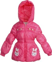 Addyvero Full Sleeve Embroidered Girls Jacket