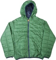 US Polo Kids Full Sleeve Striped Boys Quilted jacket