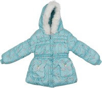 Addyvero Full Sleeve Printed Baby Girls Jacket