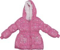 Addyvero Full Sleeve Printed Girls Jacket