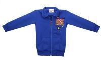 Eimoie Full Sleeve Printed Girls Jacket