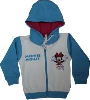 Body Care Full Sleeve Printed Baby Girls Jacket