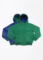 United Colors of Benetton. Full Sleeve Boys Quilted Jacket