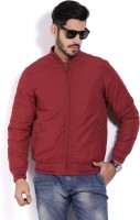 Allen Solly Full Sleeve Solid Men's Jacket