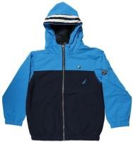 Nautica Full Sleeve Solid Boys Jacket