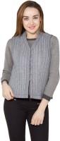 Vasstram Sleeveless Checkered Womens Jacket