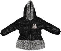 Addyvero Full Sleeve Animal Print Baby Girls Jacket