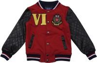 Lilliput Full Sleeve Self Design Boys Jacket