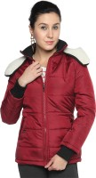 Campus Sutra Full Sleeve Solid Women Quilted Jacket