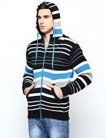 Sports 52 Wear Full Sleeve Striped Men NA Jacket
