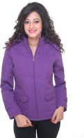 Trufit Full Sleeve Solid Women's Jacket